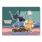 Купить гибкие магниты (маленькие) Card Captor Sakura