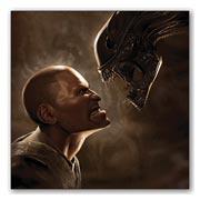 Купить гибкие магниты (большие) Aliens vs Predator