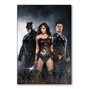 Гибкий магнит (большой) Batman v Superman: Dawn of Justice