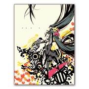 Купить гибкие магниты (большие) Chalk Karasu Illustrations
