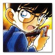 Гибкий магнит (большой) Detective Conan