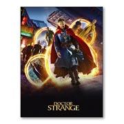 Гибкий магнит (большой) Doctor Strange