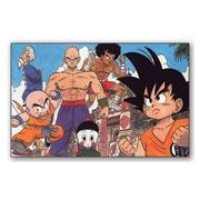 Купить гибкие магниты (большие) Dragon Ball Z