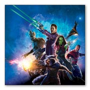 Купить гибкие магниты (большие) Guardians of the Galaxy