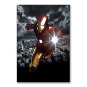 Гибкий магнит (большой) Iron Man