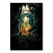 Гибкий магнит (большой) Jungle Book