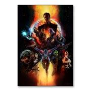 Купить гибкие магниты (большие) Mass Effect