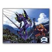 Купить гибкие магниты (большие) Neon Genesis Evangelion