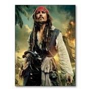 Купить гибкие магниты (большие) Pirates of the Caribbean