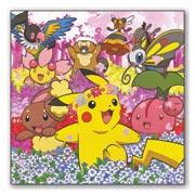 Гибкий магнит (большой) Pokemon