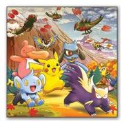 Купить гибкие магниты (большие) Pokemon