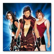 Гибкий магнит (большой) Resident Evil