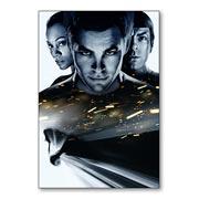Купить гибкие магниты (большие) Star Trek