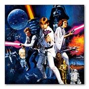 Гибкий магнит (большой) Star Wars
