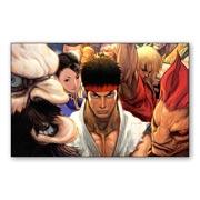 Гибкий магнит (большой) Street Fighter