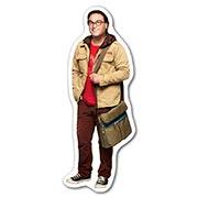 Фигурный магнит Big Bang Theory