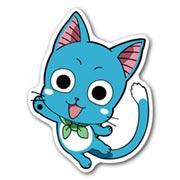 Купить фигурные магниты Fairy Tail