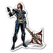 Фигурный магнит Final Fantasy
