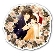 Купить фигурные магниты Junjou Romantica