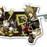 Купить фигурные магниты Kingdom Hearts