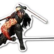 Фигурный магнит Ninja Gaiden