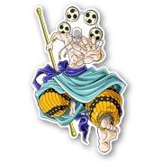 Купить фигурные магниты One Piece