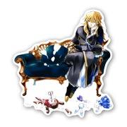Купить фигурные магниты Pandora Hearts