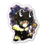 Купить фигурные магниты Kateikyo Hitman Reborn!