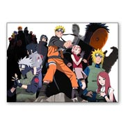 Купить магнитные картины Naruto