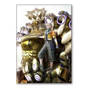 Магнитная картина Final Fantasy
