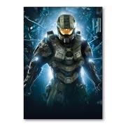 Магнитная картина Halo
