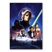 Магнитная картина Star Wars