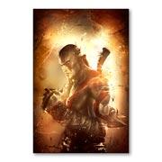 Купить магнитные картины God of War