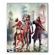 Магнитная картина по аниме/манге Assassin's Creed