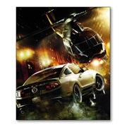 Магнитная картина по аниме/манге Need for Speed