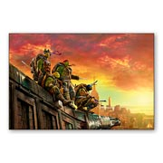 Магнитная картина Ninja Turtles