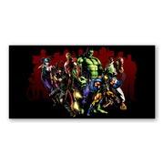 Магнитная картина по аниме/манге Marvel vs Capcom