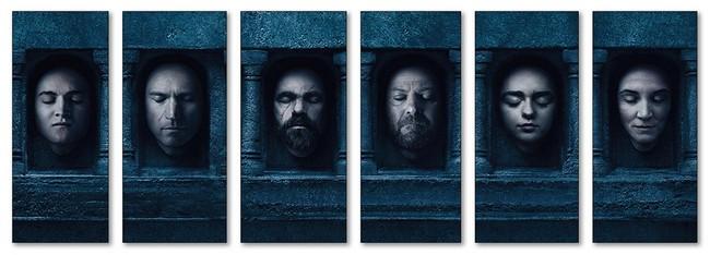 Модульные магниты Game of Thrones