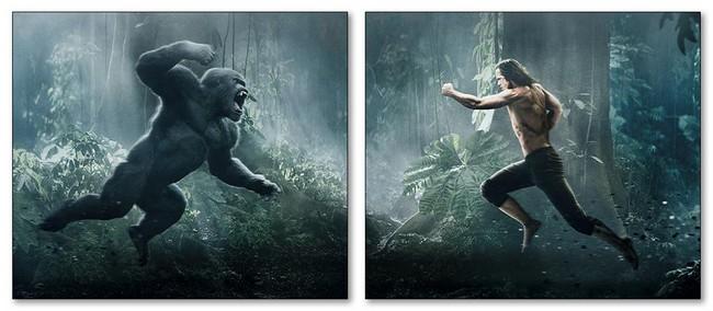 Купить модульные магниты Legend of Tarzan