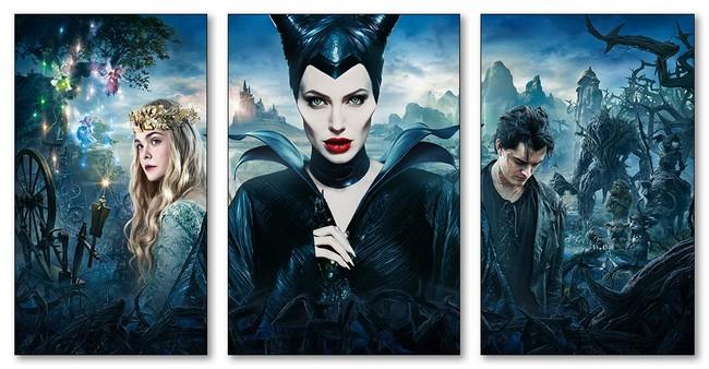 Купить модульные магниты Maleficent