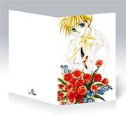 Купить поздравительные открытки Tohru Adumi Art