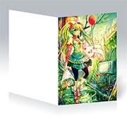Купить поздравительные открытки Akabane