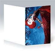 Купить поздравительные открытки Alice Through the Looking Glass