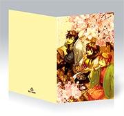 Купить поздравительные открытки Amatsuki