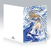 Поздравительная открытка Ah! My Goddess