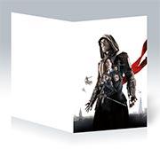 Купить поздравительные открытки Assassin's Creed