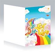 Купить поздравительные открытки Care Bears