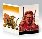 Поздравительная открытка Clint Eastwood