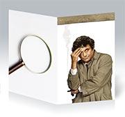 Купить поздравительные открытки Columbo