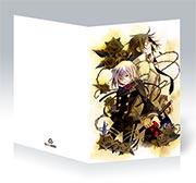 Купить поздравительные открытки Crimson Shell